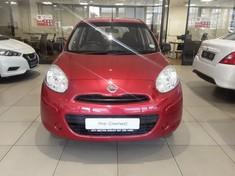 2012 Nissan Micra 1.2 Visia Insync 5dr d86v  Free State Bloemfontein_1