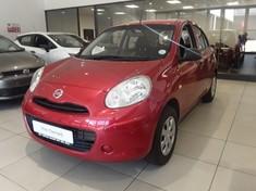 2012 Nissan Micra 1.2 Visia Insync 5dr d86v  Free State Bloemfontein_2