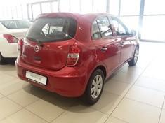 2012 Nissan Micra 1.2 Visia Insync 5dr d86v  Free State Bloemfontein_3