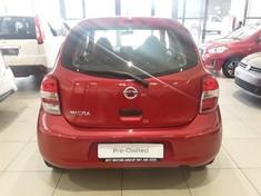 2012 Nissan Micra 1.2 Visia Insync 5dr d86v  Free State Bloemfontein_4