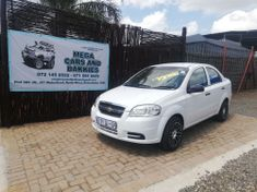2014 Chevrolet Aveo 1.6 L 5dr  North West Province Rustenburg_0