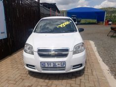 2014 Chevrolet Aveo 1.6 L 5dr  North West Province Rustenburg_2