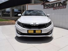 2012 Kia Optima 2.4 At  Gauteng De Deur_3