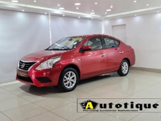 2014 Nissan Almera 1.5 Acenta Auto Kwazulu Natal