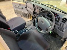 2018 Toyota Land Cruiser 70 4.5D Single cab Bakkie Gauteng Vereeniging_3