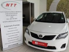 2018 Toyota Corolla Quest 1.6 Limpopo Phalaborwa_1