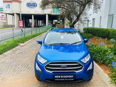 2021 Ford EcoSport 1.0 Ecoboost Trend Auto Gauteng Johannesburg_1