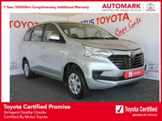 2019 Toyota Avanza 1.5 SX Auto Western Cape