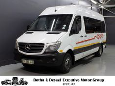 2017 Mercedes-Benz Sprinter 515 CDi F/C Panel Van Gauteng