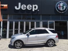 2013 Mercedes-Benz M-Class Ml 350 Bluetec  Mpumalanga Nelspruit_1