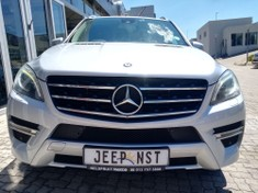 2013 Mercedes-Benz M-Class Ml 350 Bluetec  Mpumalanga Nelspruit_3