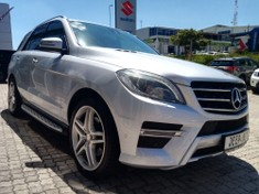 2013 Mercedes-Benz M-Class Ml 350 Bluetec  Mpumalanga Nelspruit_4