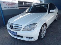 2010 Mercedes-Benz C-Class C200k Avantgarde A/t  Western Cape