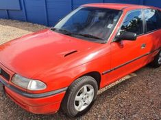 1996 Opel Astra 140 S A/c  Western Cape