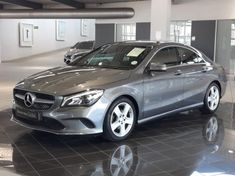 2016 Mercedes-Benz CLA-Class 200d Urban Auto Western Cape