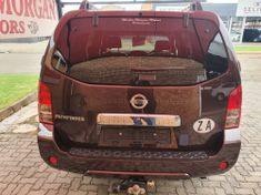2012 Nissan Pathfinder 2.5 Dci Le At l3139  Gauteng Vereeniging_1