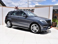 2013 Mercedes-Benz M-Class Ml 350 Bluetec AMG Gauteng