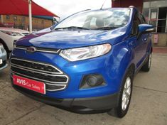 2018 Ford EcoSport 1.5TDCi Trend Gauteng Kempton Park_1