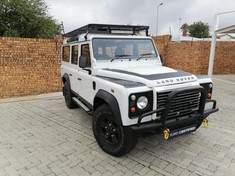2013 Land Rover Defender 110   2.2d S/w  North West Province