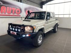 2021 Toyota Land Cruiser 70 4.5D Double cab Bakkie Gauteng