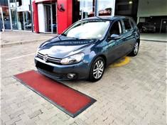 2011 Volkswagen Golf Vi 1.6 Tdi Comfortline  Gauteng Midrand_2