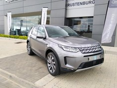 2021 Land Rover Discovery Sport 2.0D S (D180) North West Province