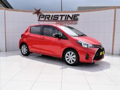 2015 Toyota Yaris 1.0 5-Door Gauteng