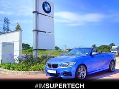 2015 BMW 2 Series M235i Convertible Auto (F23) Kwazulu Natal