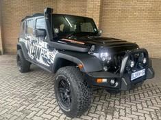 2015 Jeep Wrangler Unltd Rubicon 3.6l V6 A/t  Gauteng
