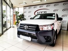 2021 Toyota Hilux 2.0 VVTi S Single Cab Bakkie Limpopo Louis Trichardt_0