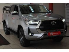 2021 Toyota Hilux 2.8 GD-6 Raider 4x4 Auto Double Cab Bakkie Mpumalanga