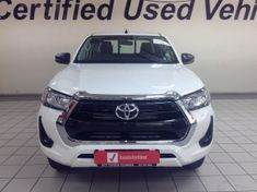 2021 Toyota Hilux 2.4 GD-6 RB Raider PU ECab Limpopo Tzaneen_1