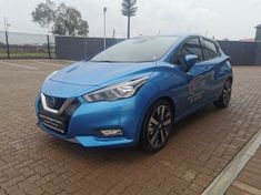 2021 Nissan Micra 1.0T Acenta Plus 84kW Mpumalanga Secunda_2
