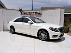 2014 Mercedes-Benz S-Class S500 BE AMG Sports Gauteng