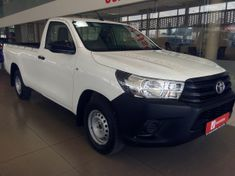 2019 Toyota Hilux 2.4 GD A/C Single Cab Bakkie Limpopo