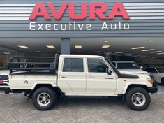 2014 Toyota Land Cruiser 70 4.5D Double cab Bakkie North West Province