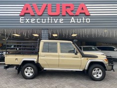 2016 Toyota Land Cruiser 70 4.5D Double cab Bakkie North West Province