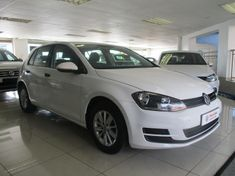 2014 Volkswagen Golf Vii 1.4 Tsi Trendline  North West Province Brits_0