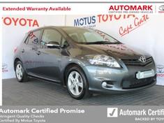 2011 Toyota Auris 1.6 Xr  Western Cape