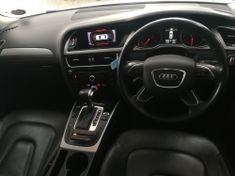 2014 Audi A4 2.0 Tdi Se Multitronic  Gauteng Pretoria_3
