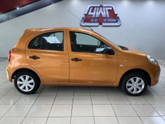 2011 Nissan Micra 1.2 Visia 5dr d82  Mpumalanga Middelburg_0