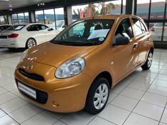 2011 Nissan Micra 1.2 Visia 5dr d82  Mpumalanga Middelburg_3
