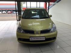 2007 Nissan Tiida 1.6 Visia  MT Hatch Mpumalanga Middelburg_1