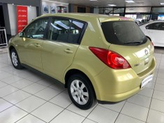 2007 Nissan Tiida 1.6 Visia  MT Hatch Mpumalanga Middelburg_3