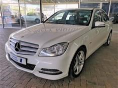 2013 Mercedes-Benz C-Class C200 Be Classic A/t  Western Cape