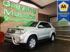 2010 Toyota Fortuner 3.0d-4d Rb At  Gauteng Pretoria_0
