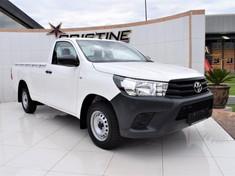 2021 Toyota Hilux 2.0 VVTi S Single Cab Bakkie Gauteng De Deur_1