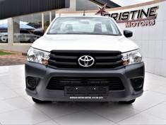 2021 Toyota Hilux 2.0 VVTi S Single Cab Bakkie Gauteng De Deur_3