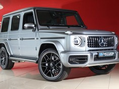 2021 Mercedes-Benz G-Class AMG G63 North West Province