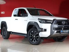 2021 Toyota Hilux 2.8 GD-6 RB Legend Auto P/U E/Cab North West Province